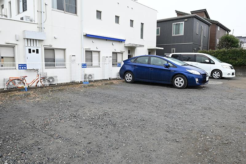 第二駐車場(クリニック隣地 5台)